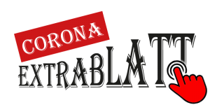 Corona Extrablatt mit Hand